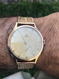 Reloj Omega De Oro