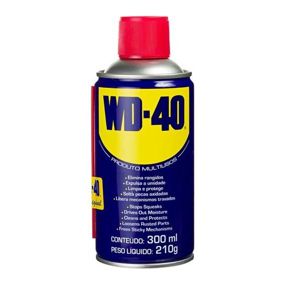 Desengripante Lubrificante Wd-40 Original Multiuso 300ml