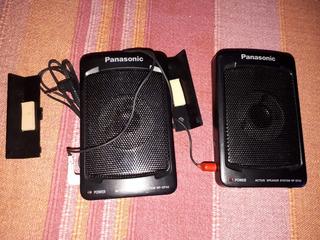 Mini Parlantes Panasonic