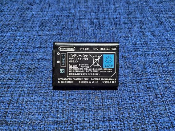 Bateria Nintendo 3ds 2ds E Pro Controller Ctr-003 100% Original
