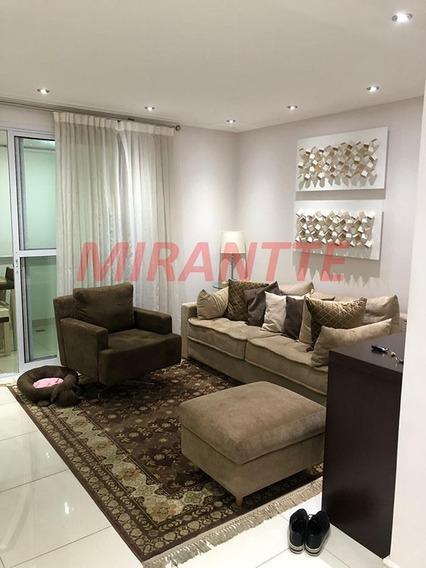 Apartamento Em Vila Augusta - Guarulhos, Sp - 323832