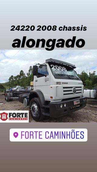 Caminhão Boiadeiro Vw 24220