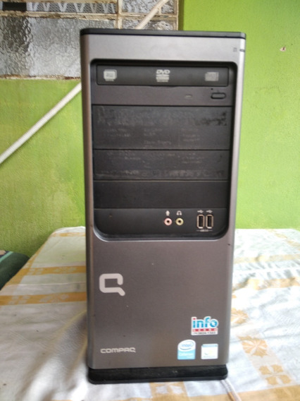 Computador Compaq Celeron 450, 1gb Ram, 80gb Hd, Windows