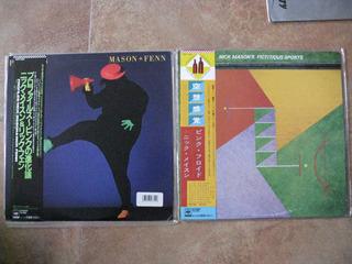 Lp´s Nick Mason, Pink Floyd, Discografía Solista, Japón