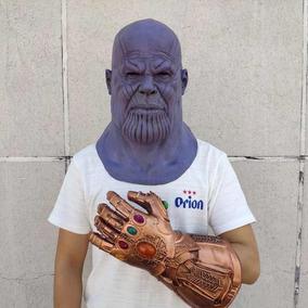 Máscara Vingadores Thanos