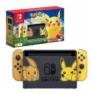 Nintendo Switch Edición Especial Pokémon