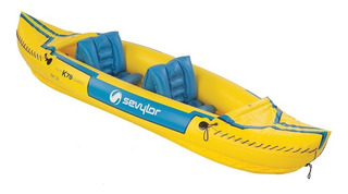 Canoa Inflable Sevylor Tahiti Classic 2p