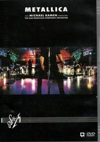 Dvd - Metallica - S&m Symphony Orchestra - Duplo E Lacrado