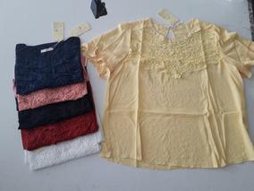 93537dd33 Blusa Bata Gordinha - Camisetas e Blusas para Feminino no Mercado ...
