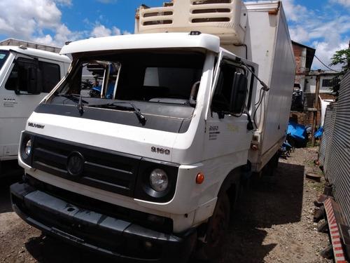 Imagem 1 de 10 de Sucata Caminhão Vw 9160 Delivery Ano 2013
