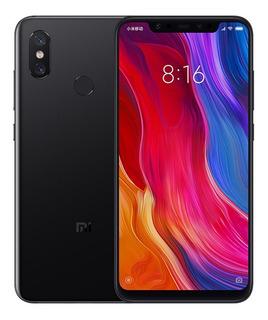 Xiaomi Mi 8 64gb 6gb Ram Snapdragon 845 Original Sellado Yami Cell