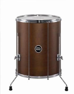 Meinl Percussion Su18-l-ab-m Stand Alone Madera Surdo Con 18