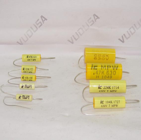 Capacitor .001 Uf X 630v Polipropileno No Inductivo Illinois