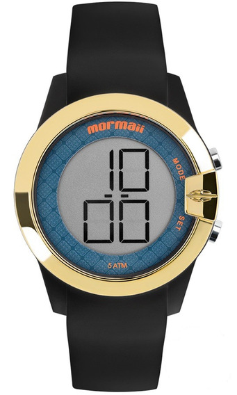 Relógio Mormaii Unissex Mo13001/8a