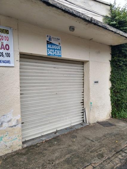 Loja Com 1 Quartos Para Alugar No Santa Cruz Em Belo Horizonte/mg - 1323
