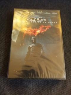 Batman El Caballero De La Noche Dvd Nuevo Cerrado