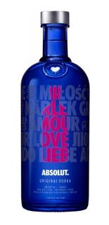 Vodka Absolut Drop Of Love Importada Envio Gratis En Caba