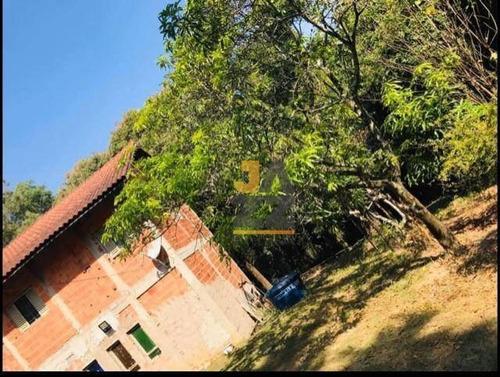 Chácara Com 3 Dormitórios À Venda, 1000 M² Por R$ 400.000,00 - Recanto Campestre Viracopos Gleba 2 - Indaiatuba/sp - Ch0636