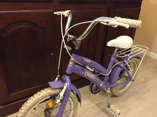 Bicicleta Olmo Rodado 16 Niños Niñas