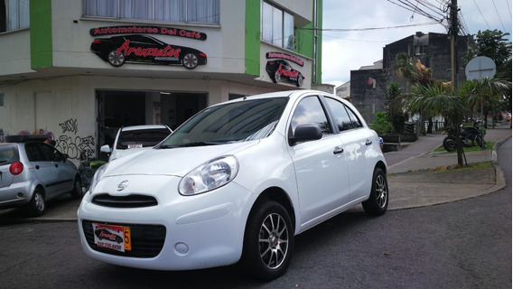 Nissan March Active Mecanico 2016