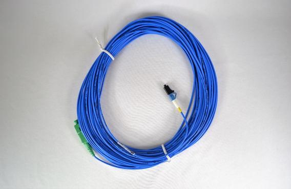 Cordão Optico Manobra Sc/apc-lc/pc Sm,sx 25 Metros