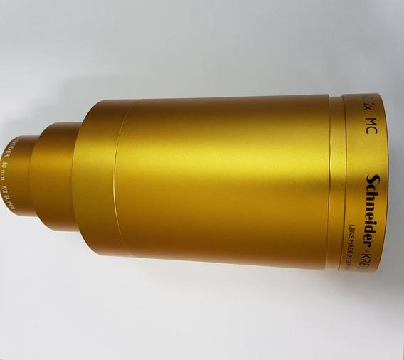 Lente Schneider Cinelux Es Anamórficas 2x Mc 80mm F/2 Super