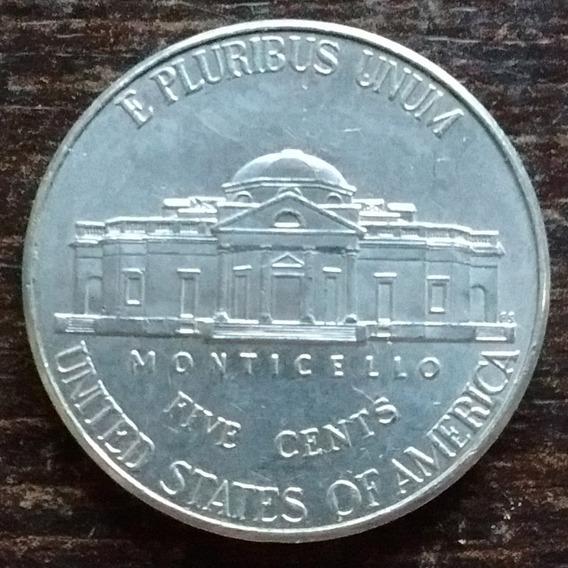 Moneda 5 Centavos Estados Unidos 2014 Liberty Excelente