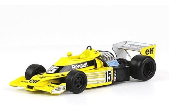 Formula 1 F1 Entrega Nº 81 Renault Rs 01 Jean Jabouille