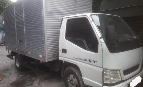 Caminhão Effa Jmc 601 2.8 Intercooler Diesel 2011