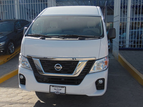 Nissan Urvan 2.5 15 Pas Aa Pack Seguridad Mt 2018
