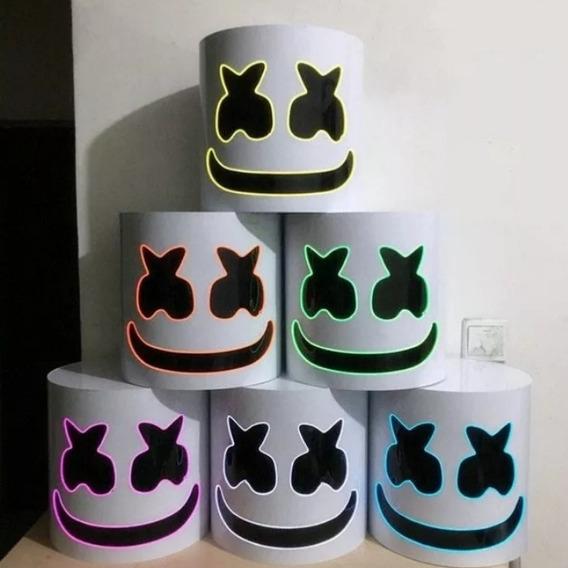 Marshmallow Casco Dj Máscaras En Mercado Libre Argentina