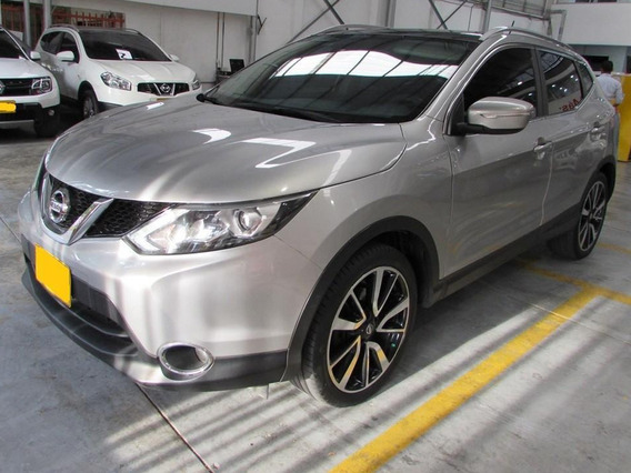 Nissan Qashqai 4wd Tp 2000cc