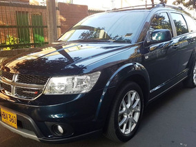 Vendo Camioneta Familia Dodge Journey Se At 2400cc 7 Psj4x2