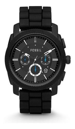 Fossil Machine Fs4487 Cronografo Reloj Hombre 45mm