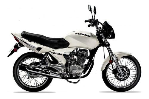 Yumbo Gs 200 Ii - Moped