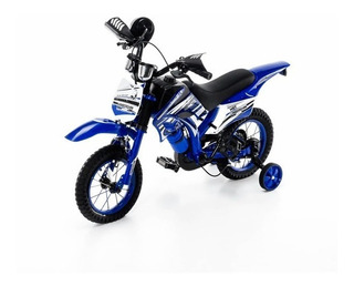 Bicicleta Moto Cross R12 021-7110l