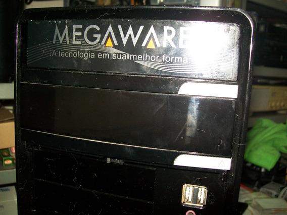 Computador Megaweare Torre + Mause + Teclado Win 7