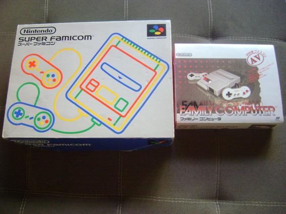 Nintendo Famicom Av E Super Famicom