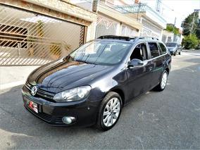 Volkswagen Jetta Variant 2.5 Top De Linha + Teto Solar !!!