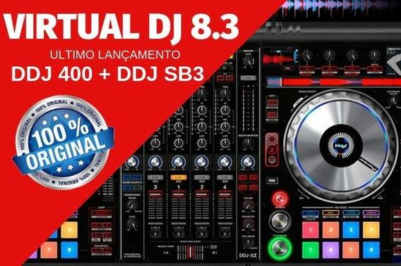 Virtual Dj 8.3 Pro Para Ddj 400 E Todas
