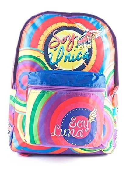 Mochila 16 Pulgadas Escuela Colegio Soy Luna