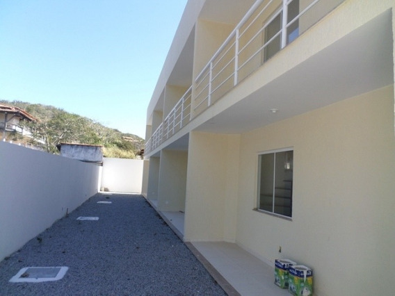 Casa Duplex 02 Quartos -ponta Da Areia- São Pedro Da Aldeia - Cs-751