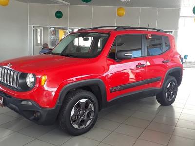 Test Ml Jeep Renegade 1.8 Sport Flex 5p