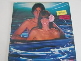 R/m - Vinil / Lp - Rita Lee E Roberto De Carvalho 1982 (lp5)