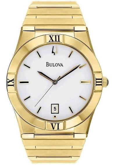 Relógio Bulova Masculino Classic Wb21267h