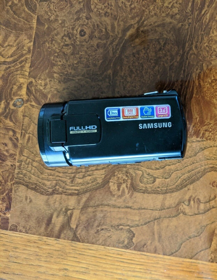 Filmadora Samsung Hmx-h300bn Full Hd Camera