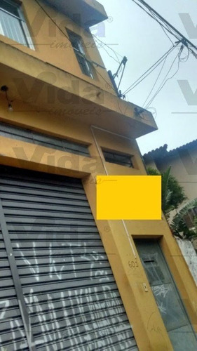 Imagem 1 de 8 de Salão Comercial Para Locação Em Cipava  -  Osasco - 31532
