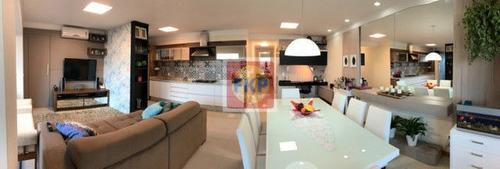 Apartamento Cobertura À Venda Em Florianópolis/sc - Cob0037