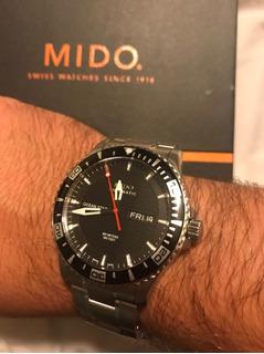 Reloj Mido Ocean Star Captain Iv