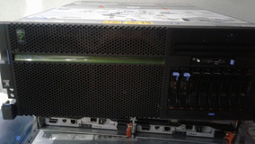Servidor Ibm Power 720 Octacore 3 Ghz 128 Gb De Memória 2 Hd